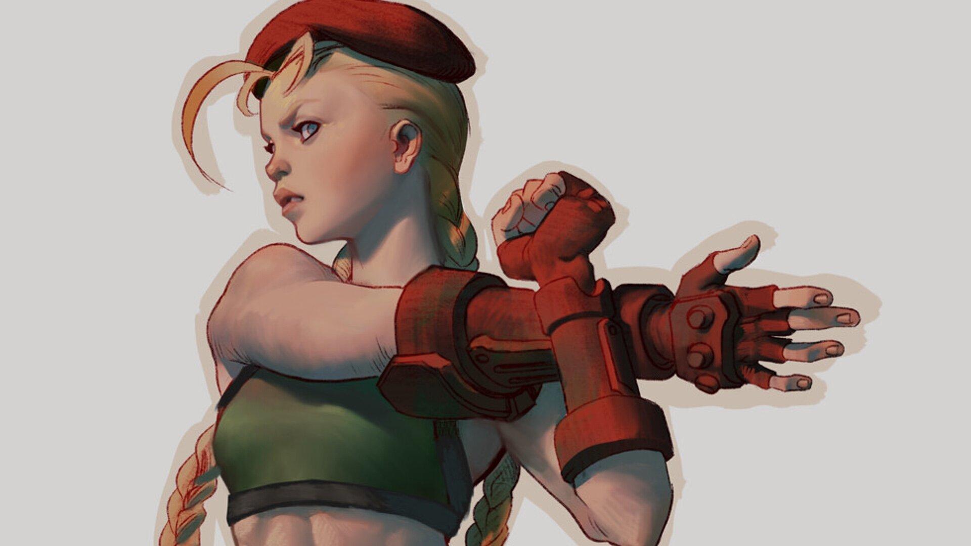 Street Fighter Fan Art Series Created By Senior Illustrator At