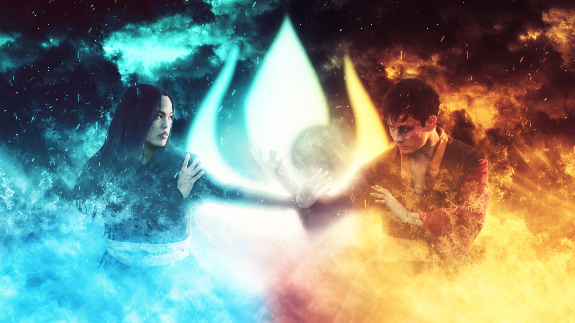 Re Anime Launches Avatar The Last Airbender Short Video Agni Kai