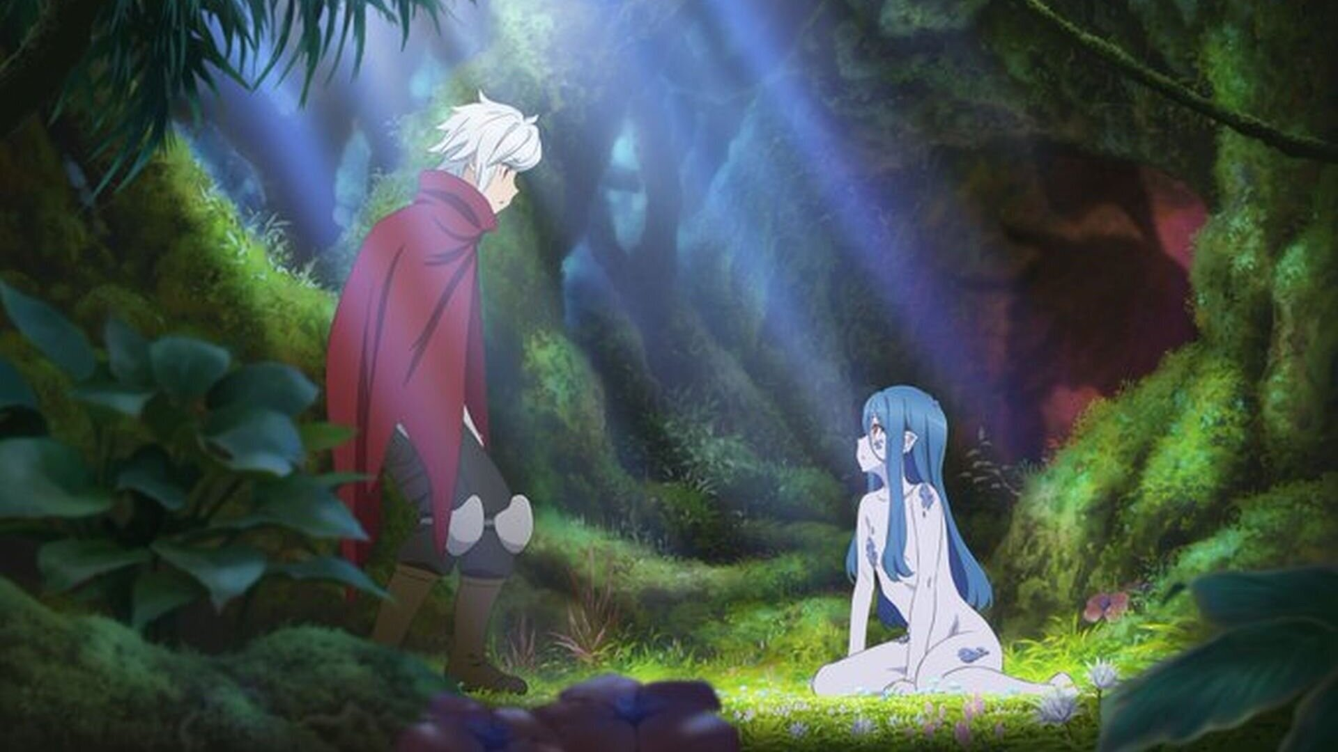 Is It Wrong To Try To Pick Up Girls In A Dungeon Gets A New
