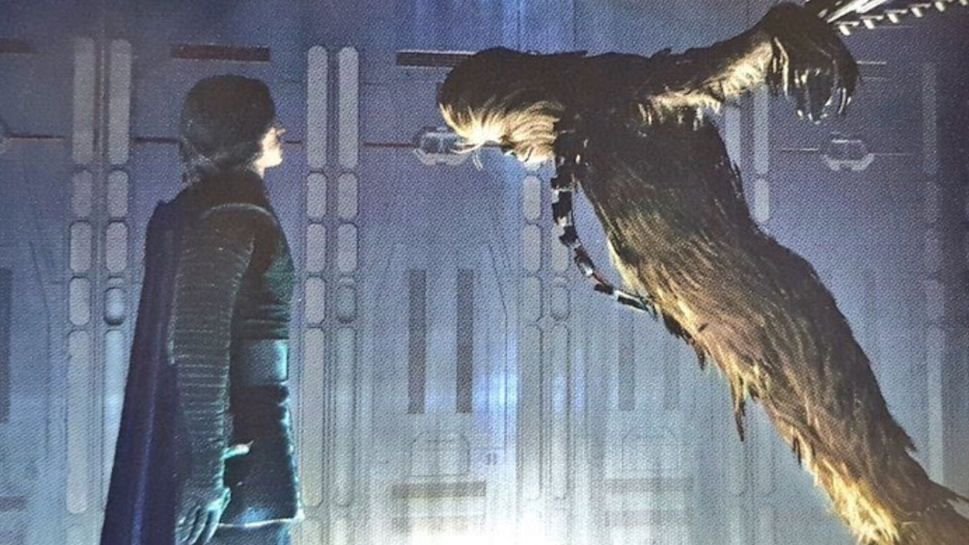 The Rise Of Skywalker Novel Explains How Chewbacca Gave Kylo Ren The First Spark Of Hope And Redemption Geektyrant