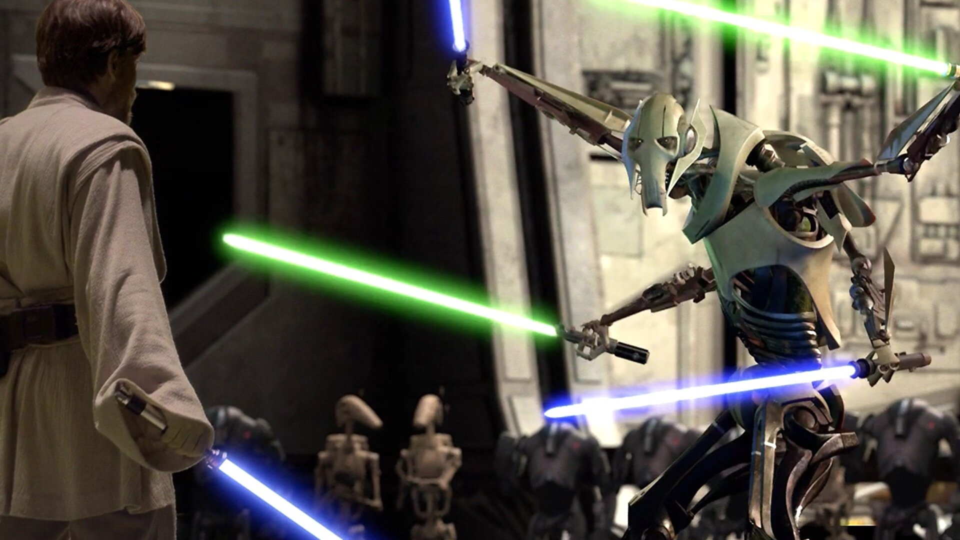 Star Wars Vfx Artist Points Out A Cool Detail During General Grievous Scene In Revenge Of The Sith Geektyrant