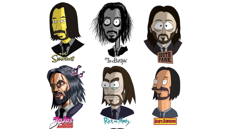 Popular Cute Cartoon Characters Transformed Into Horrific Monsters In Fan Art Geektyrant