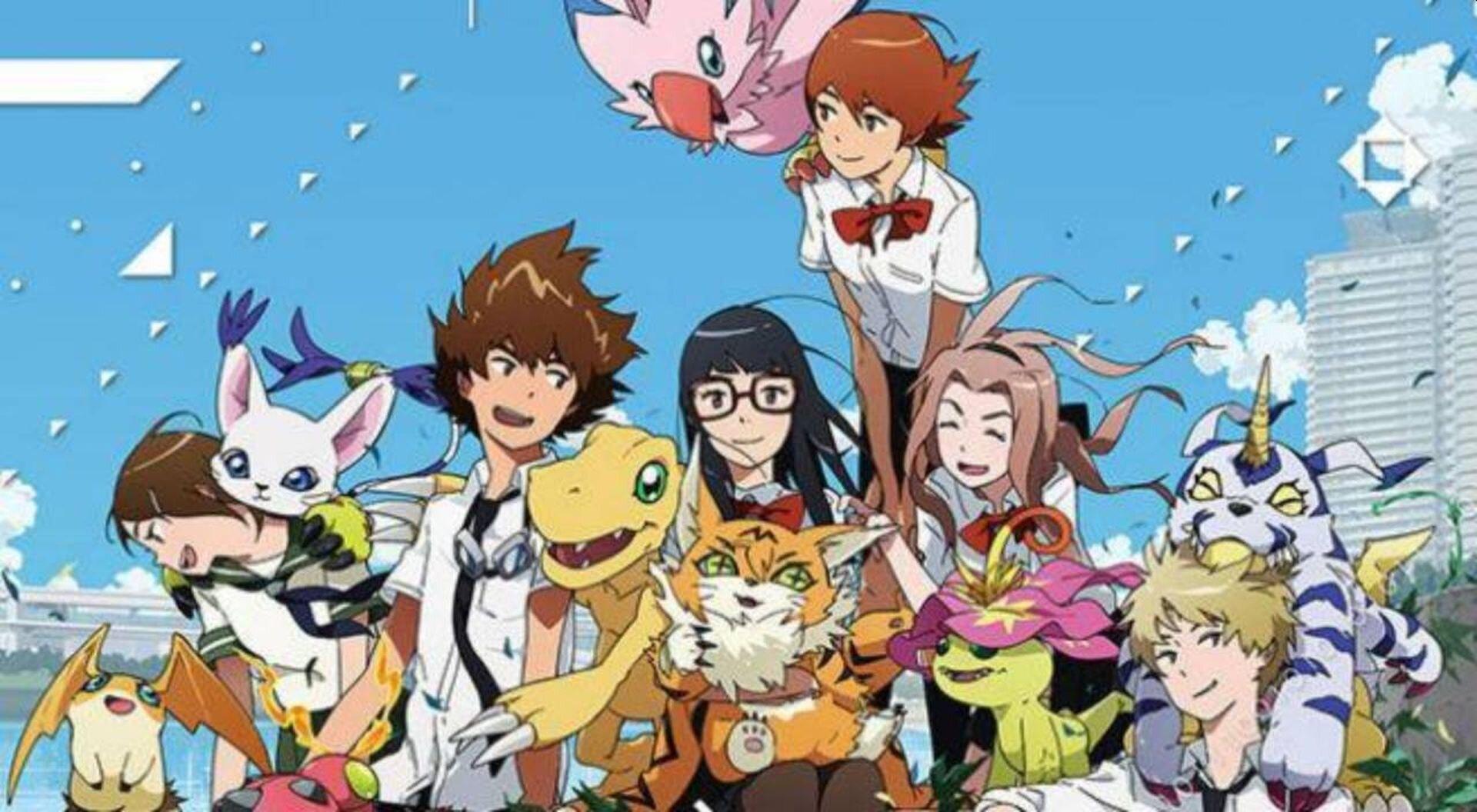 Digimon Adventure Tri. Stream