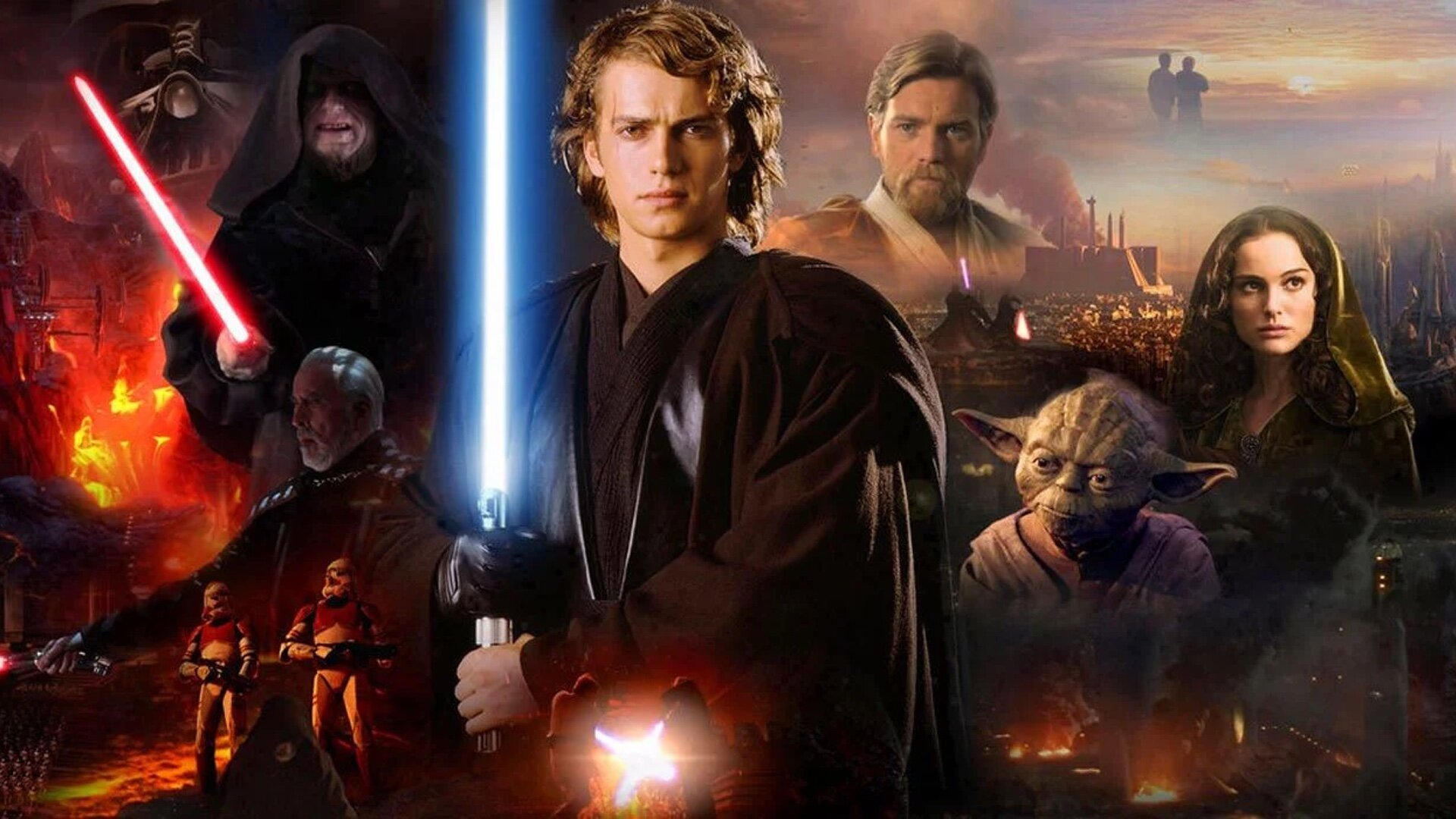 Star Wars Revenge Of The Sith Beats Avengers Endgame In Rotten Tomatoes Summer Movie Poll Geektyrant