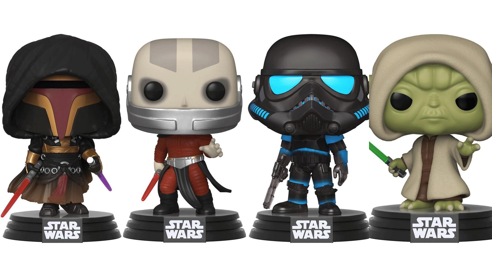 Funko Reveals Four Amazing New Pop Figures For Star Wars Fans Geektyrant