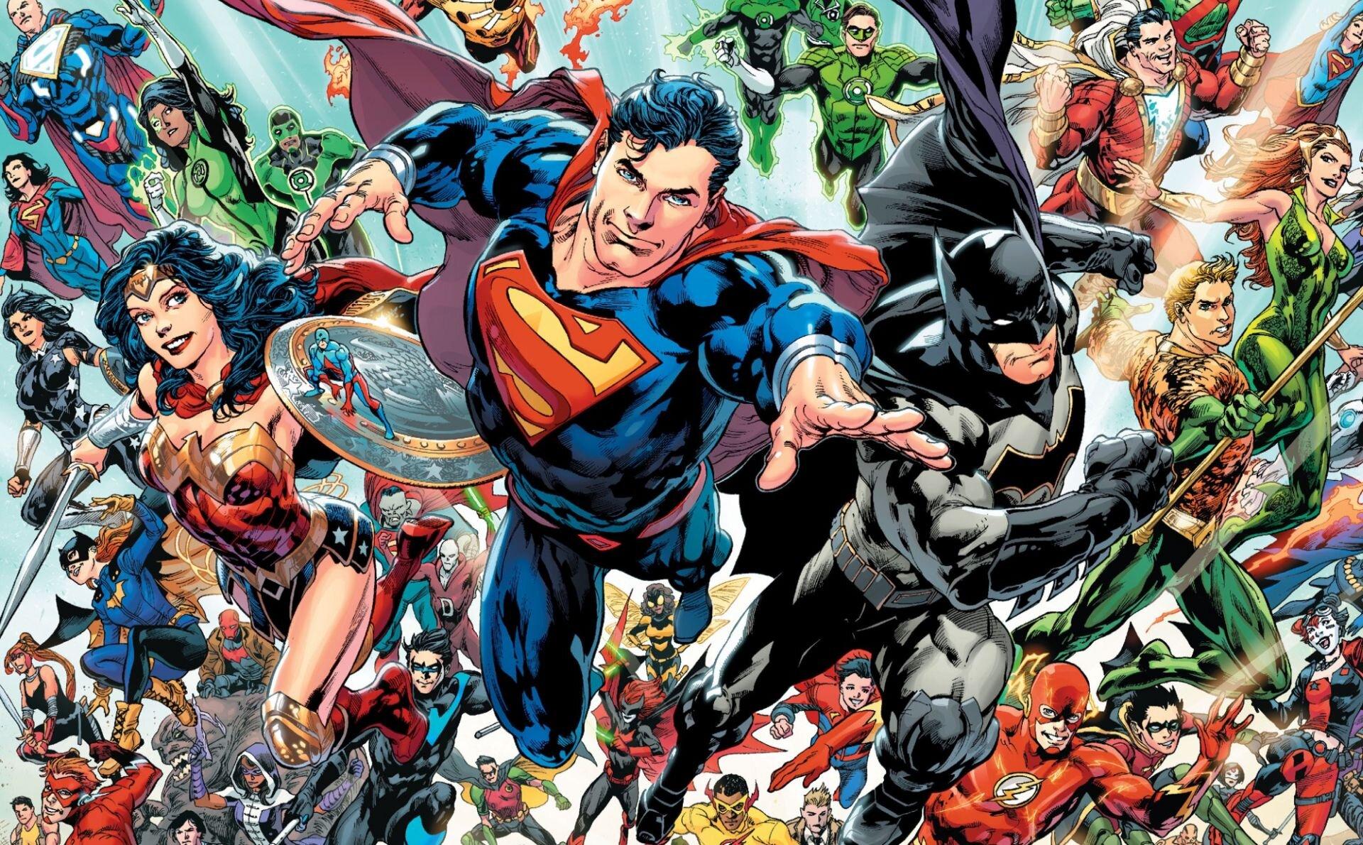DC Comics Severs Ties with Diamond Distributors