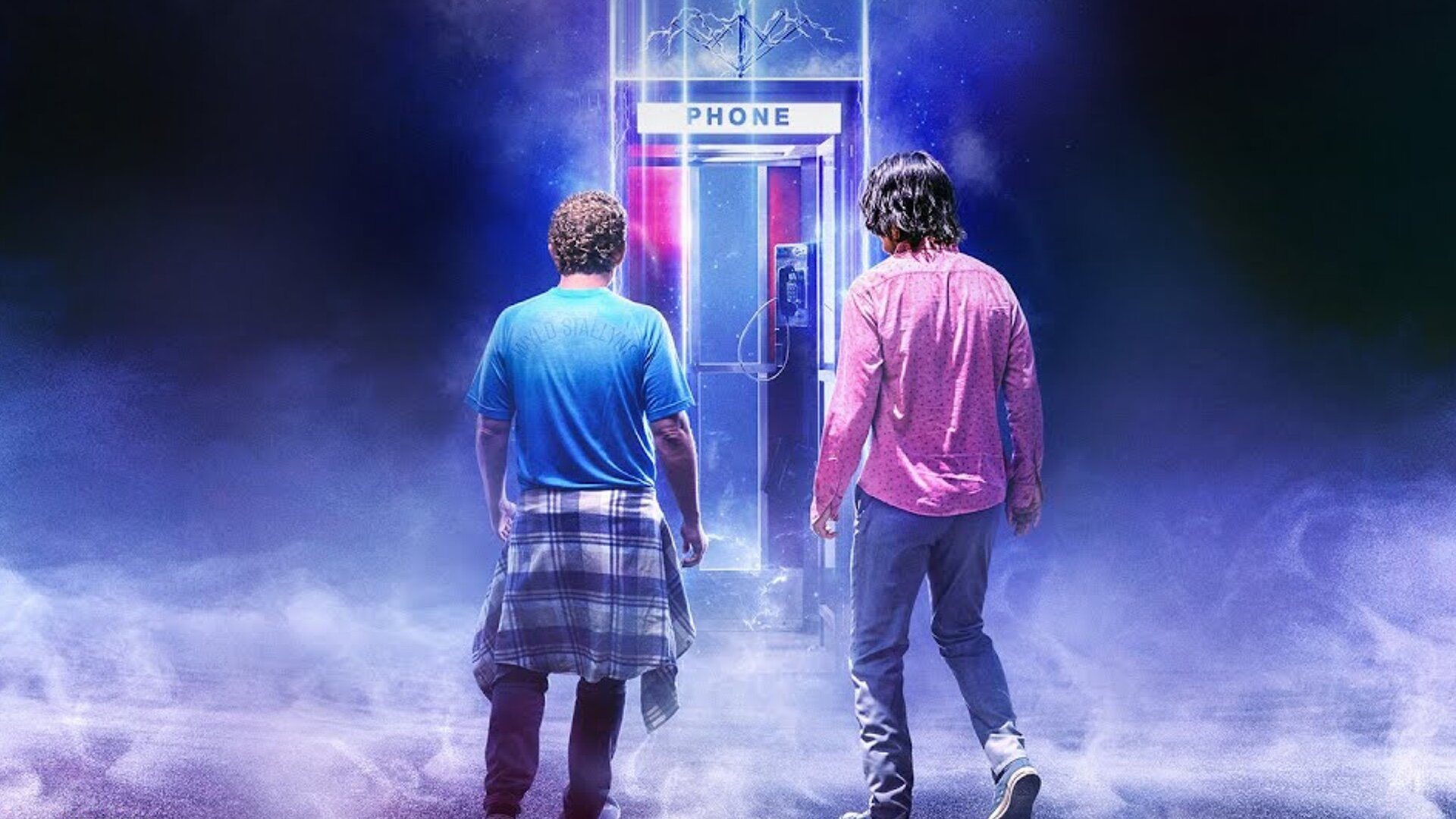 Excellent! The First Trailer for BILL & TED FACE THE MUSIC Is Here!