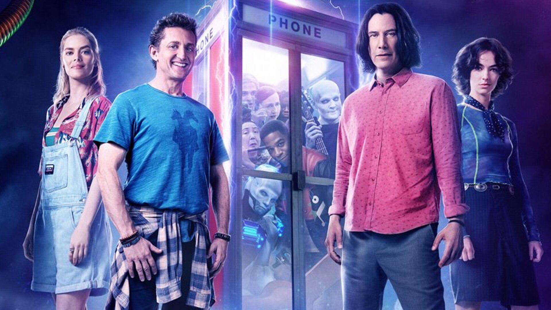 Awesome New Trailer for BILL & TED FACE THE MUSIC With New Theatrical and VOD Release Date