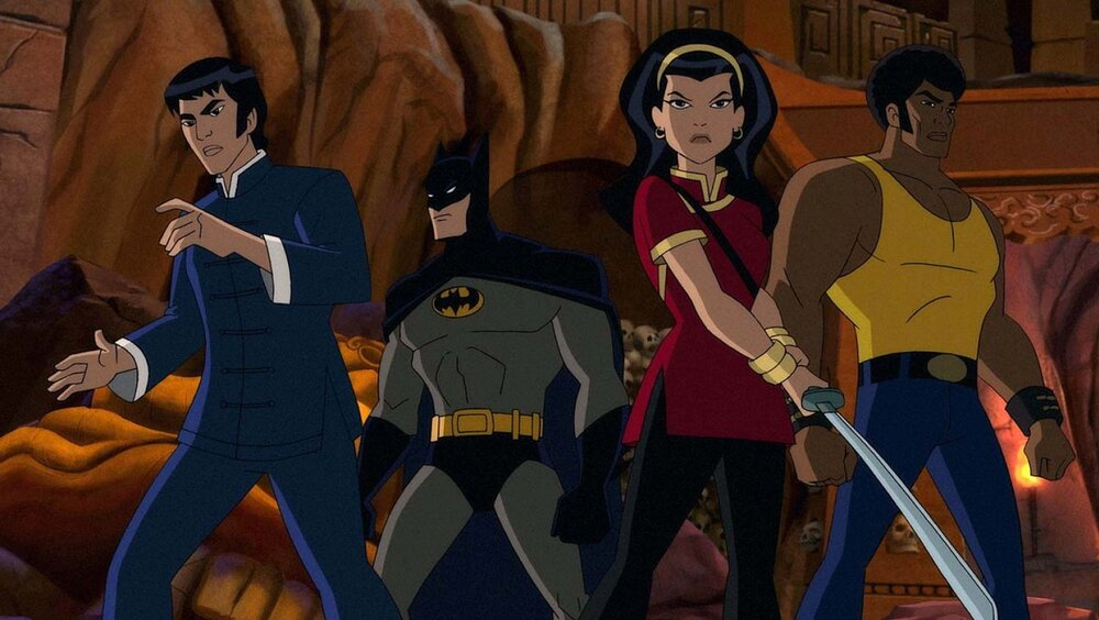BATMAN: SOUL OF THE DRAGON Voice Cast Revealed
