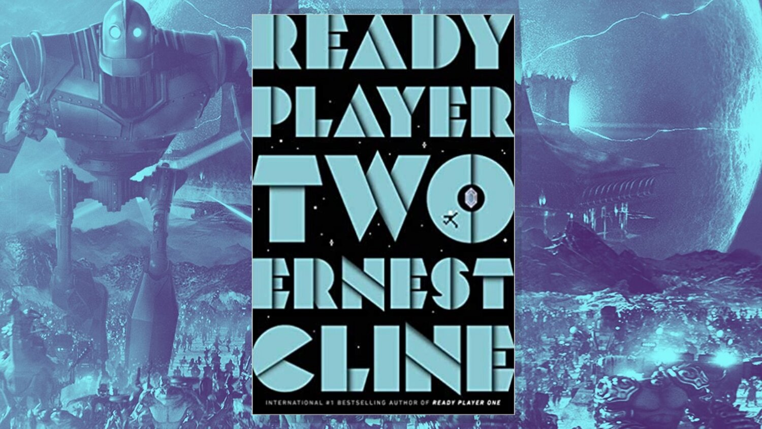 Official Synopsis And Pre Order For Ernest Cline S Ready Player Two Geektyrant