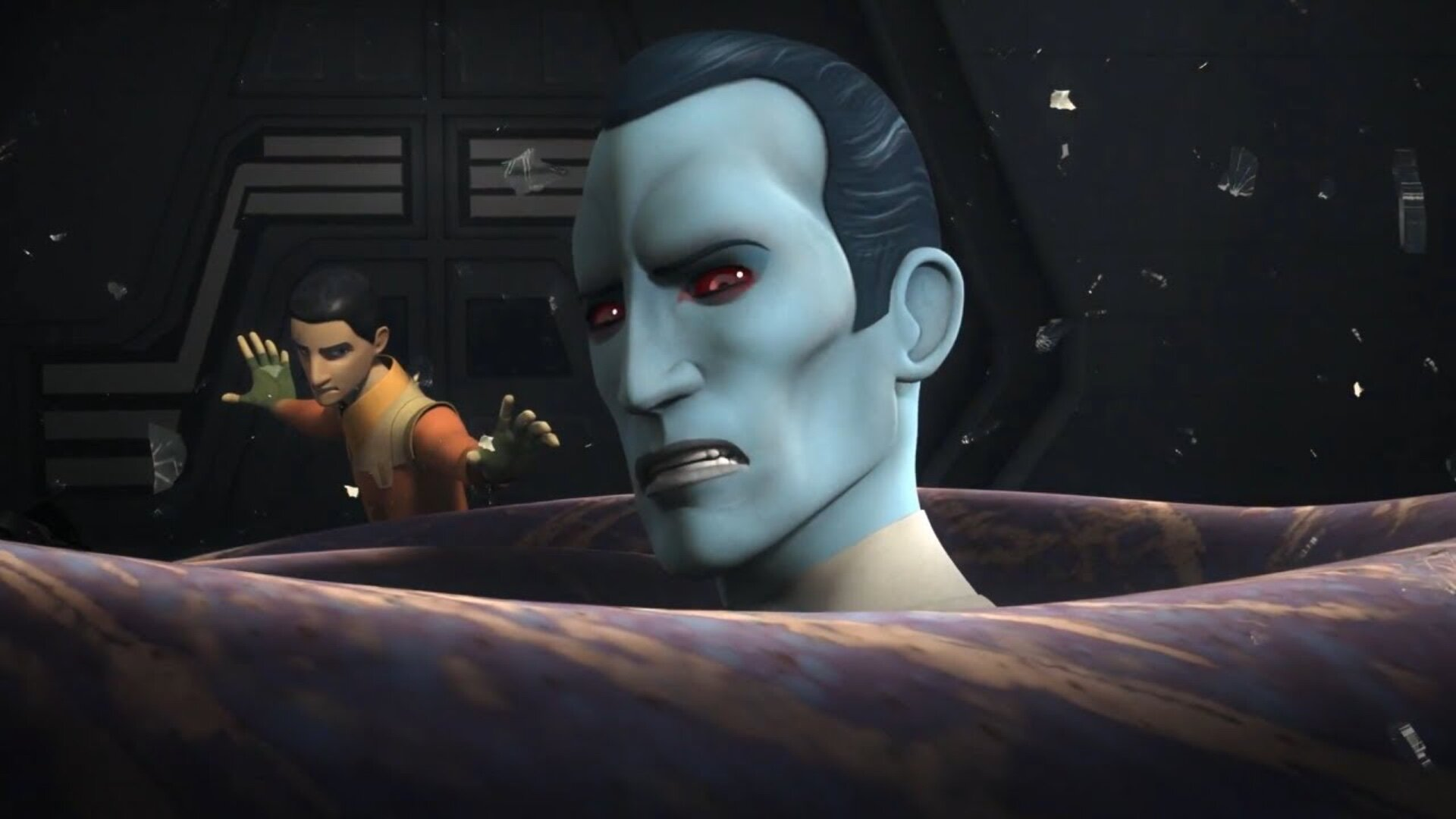 Lucasfilm Is Still Planning Live Action Star Wars Projects For Grand Admiral Thrawn And Ezra Geektyrant