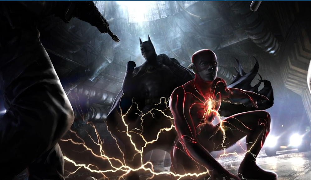 and that the DC Universe will be born out of Barry's story. 2