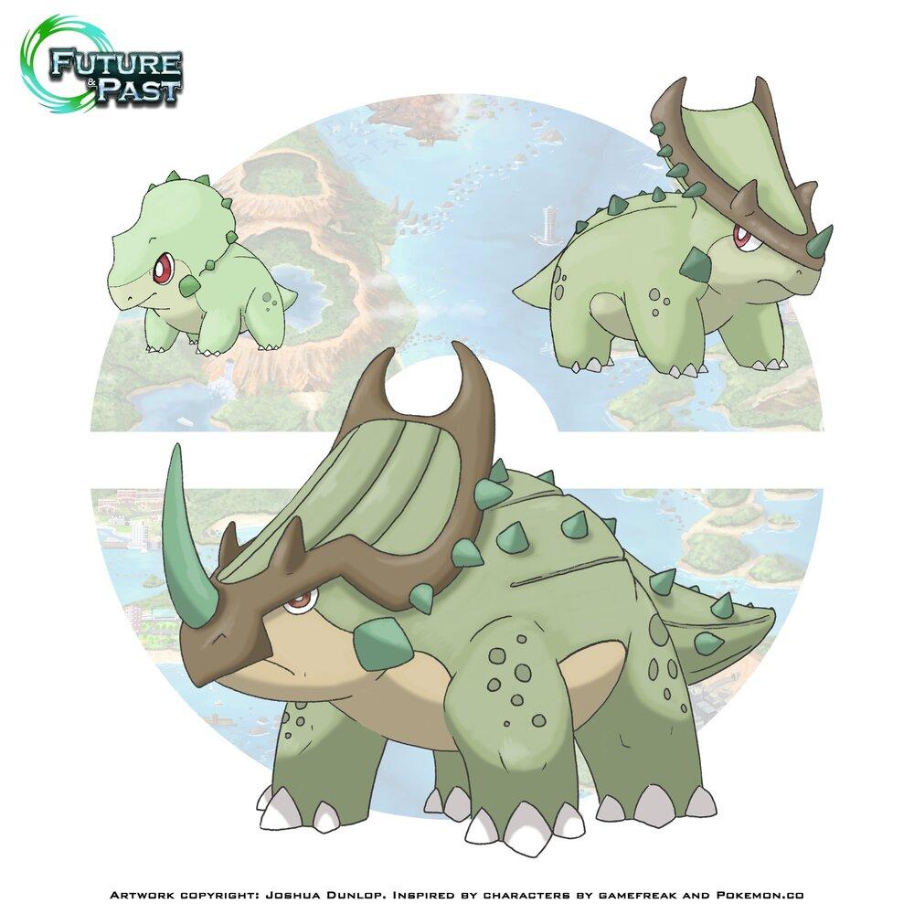 1. Fakemon- Grass Starters.jpg