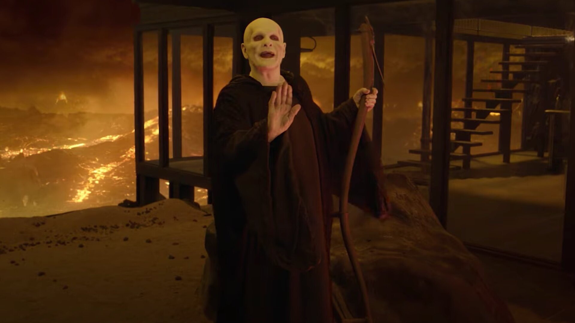 Bill and Ted Reunite with Death in New Clip From BILL & TED FACE THE MUSIC