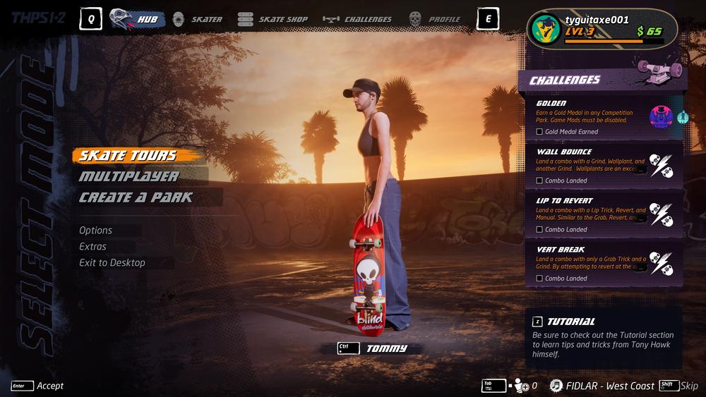 Tony Hawk's Pro Skater 1 + 2 Screenshot 2020.09.04 - 19.39.51.18.png