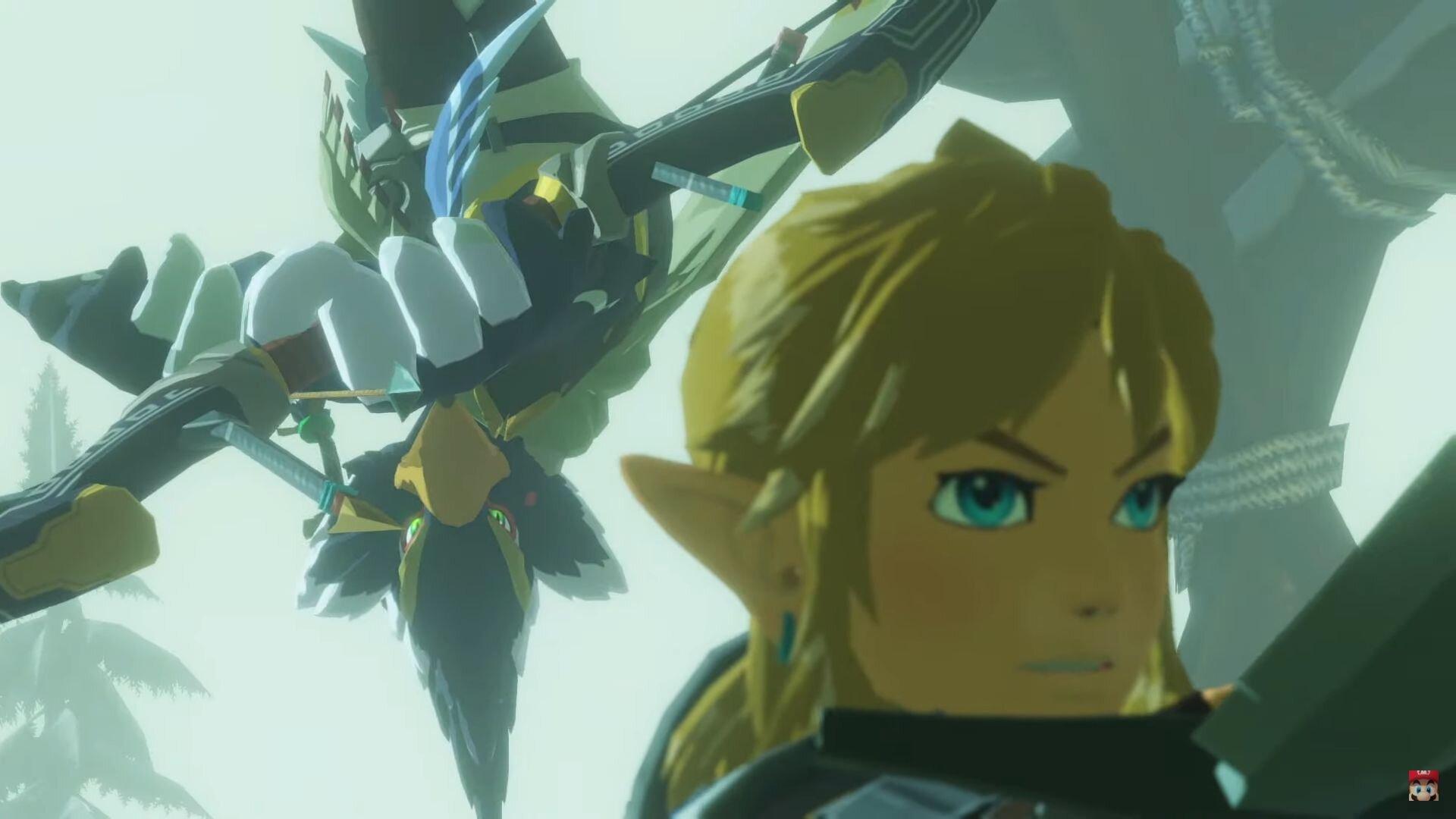 Nintendo Unveils Hyrule Warriors Age Of Calamity Geektyrant