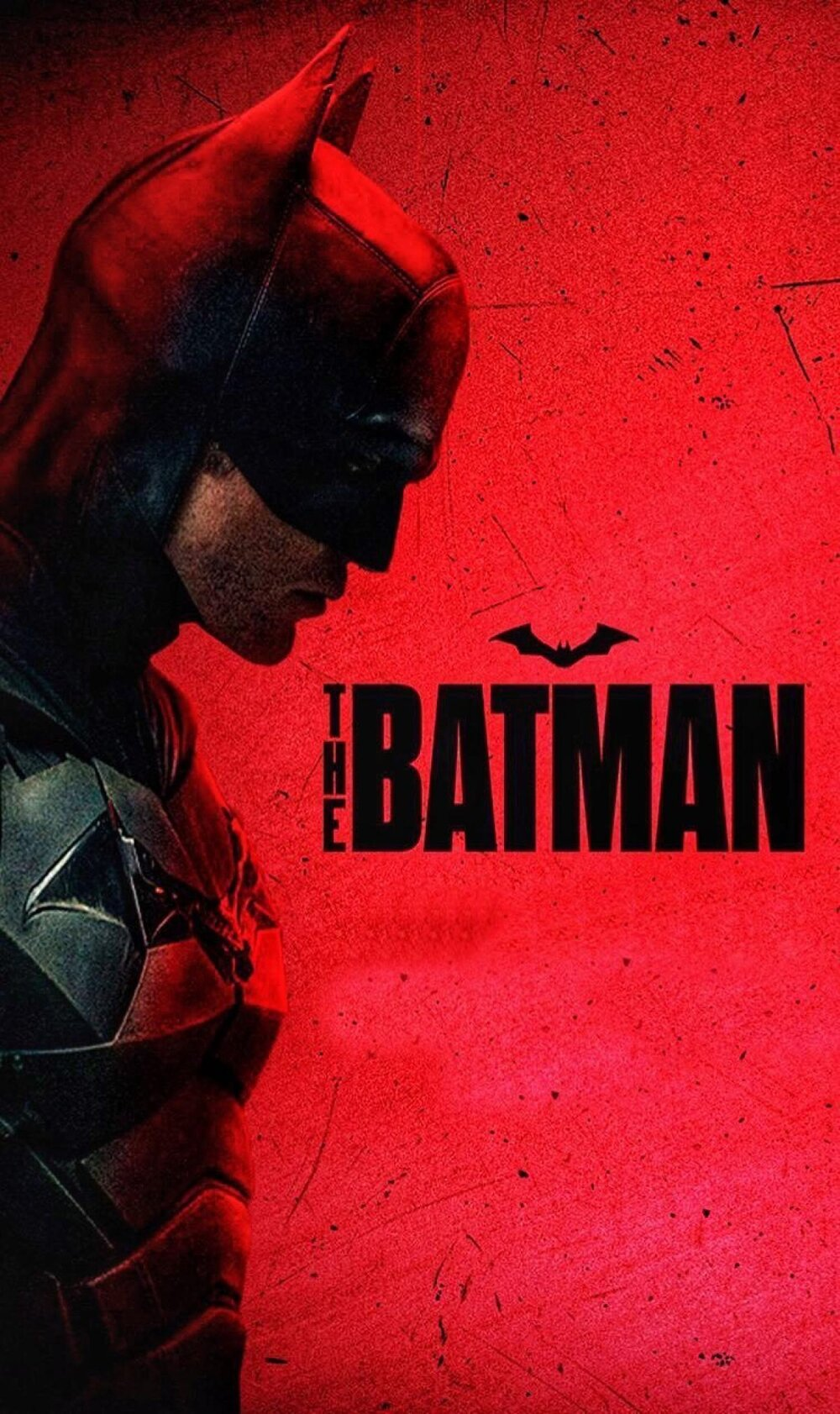 New Poster Art For THE BATMAN5