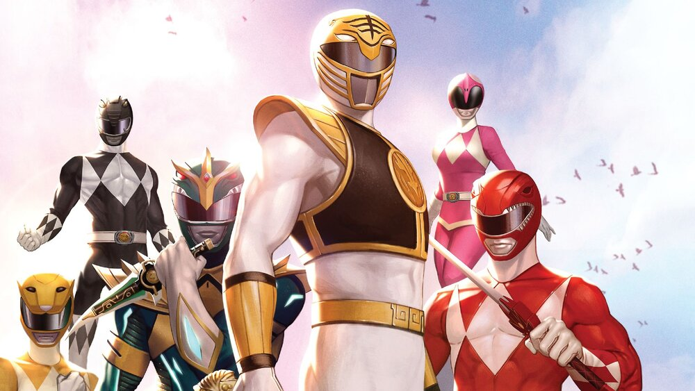 Here's Our First Look at MIGHTY MORPHIN #1