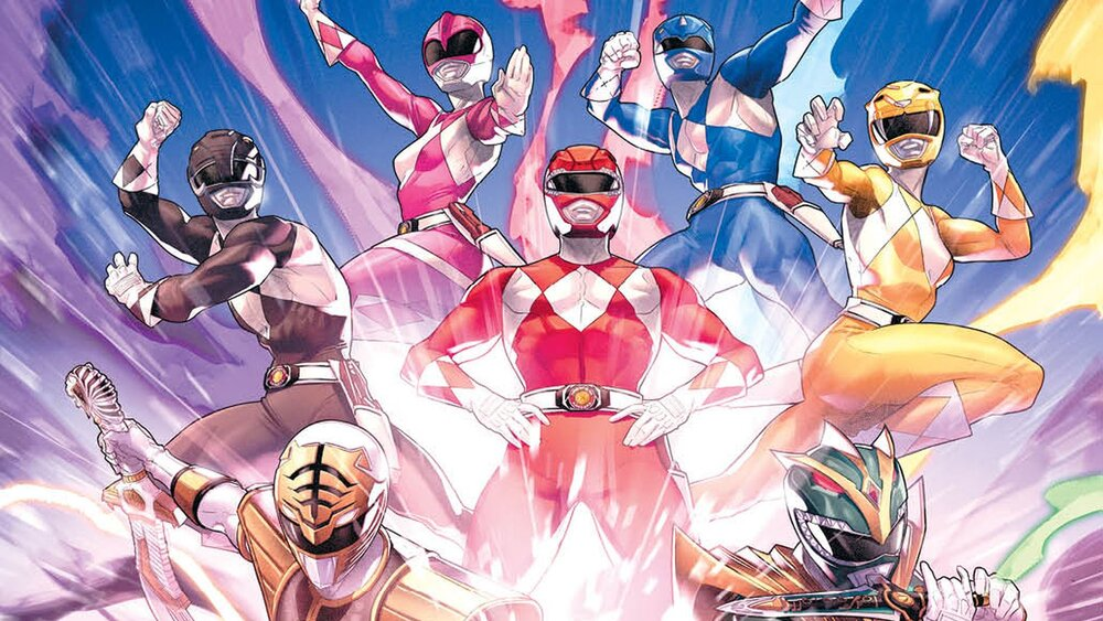 Let's Talk About MIGHTY MORPHIN POWER RANGERS #55