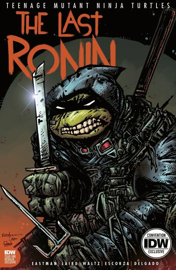 Art by Kevin Eastman | Colors by Fahriza Kamaputra