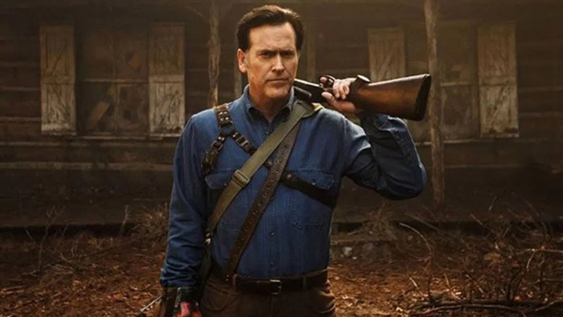 Bruce Campbell Reveals EVIL DEAD RISE Will Feature a Woman Hero and Shares  Other Details — GeekTyrant