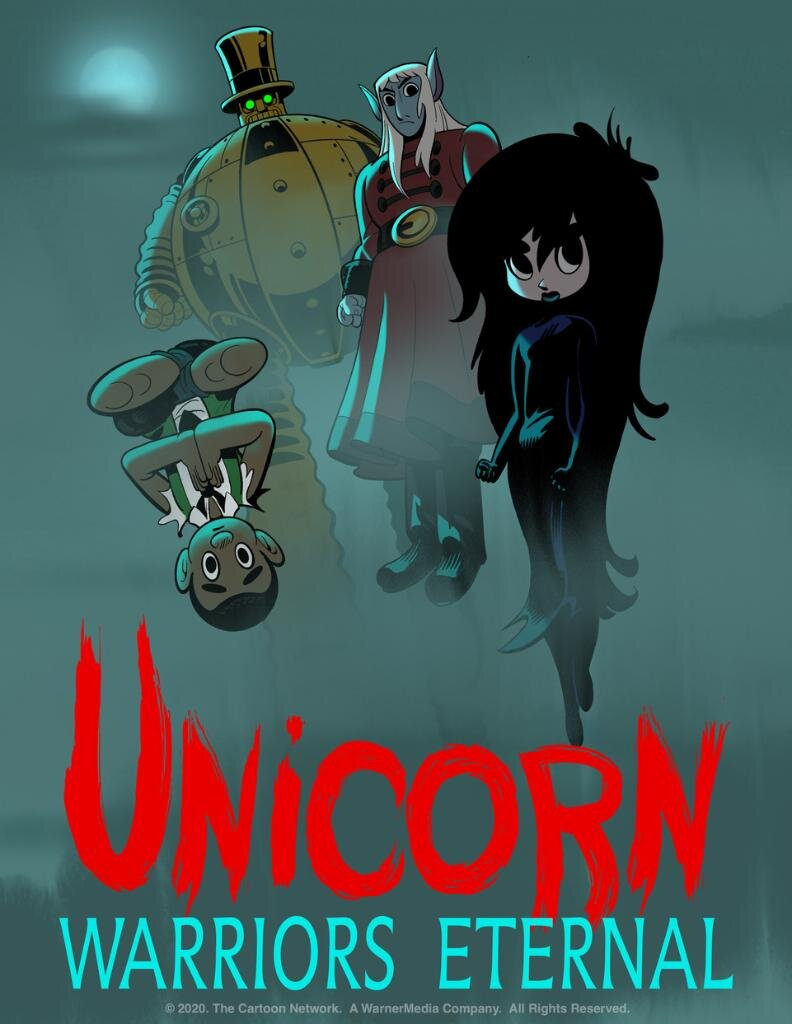 genndy-tartakovsky-is-developing-a-supernatural-animated-series-for-hbo-max-titled-unicorn-warrior-eternal3