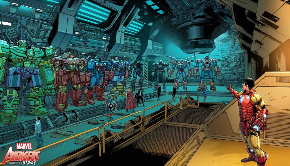 marvels-avengers-get-their-own-giant-mech-suits-in-new-avengers-mech-strike-comic-series68