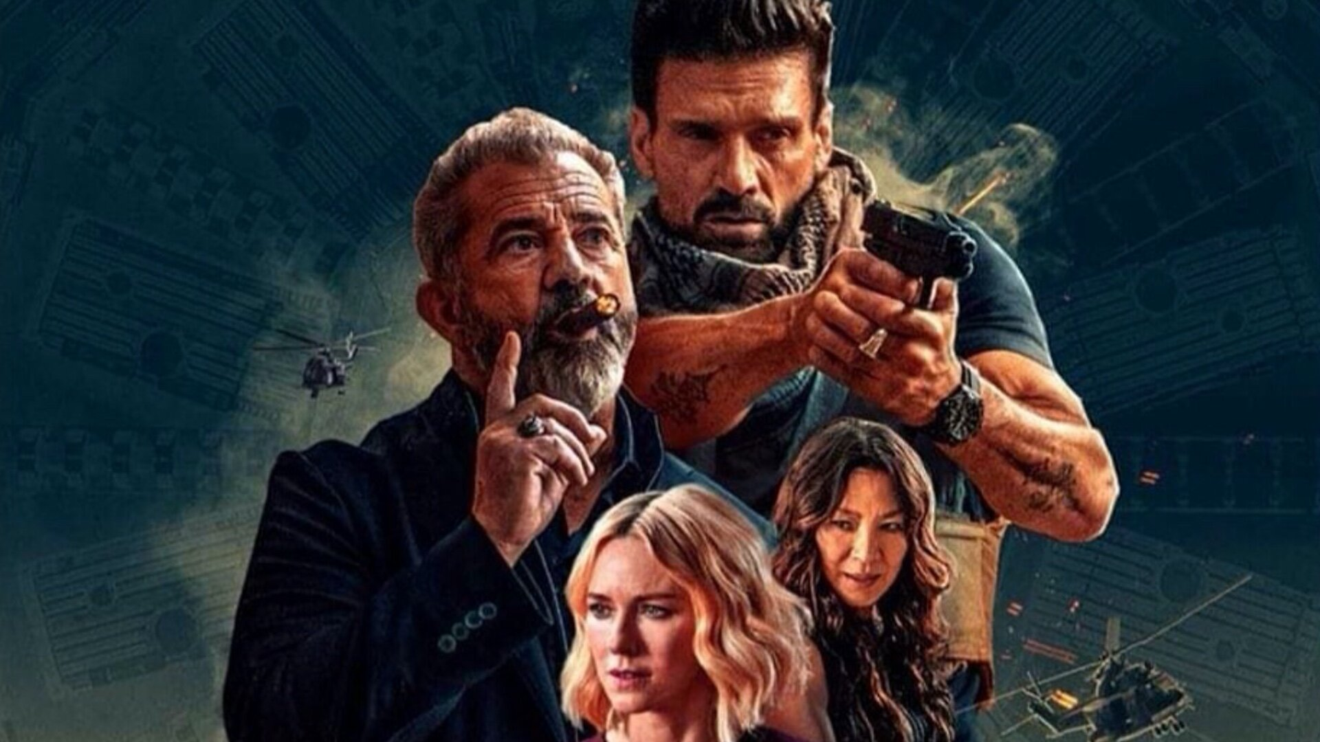 Mel Gibson and Frank Grillo's Sci-Fi Time Loop Action Film BOSS LEVEL Lands at Hulu — GeekTyrant