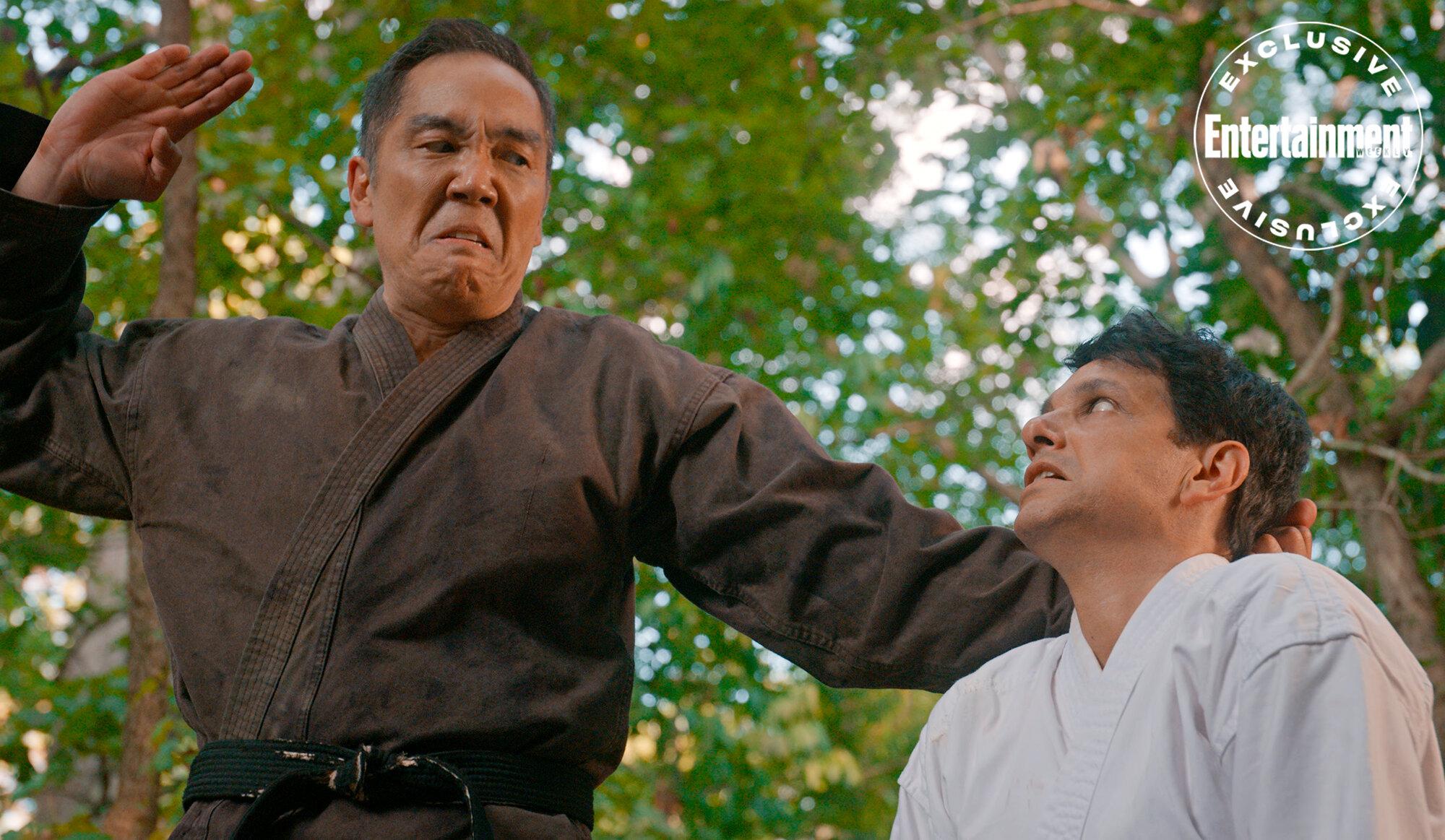 Daniel and Chozen Talk About the Secrets of Miyagi-Do in New Clip From  COBRA KAI Season 3 — GeekTyrant