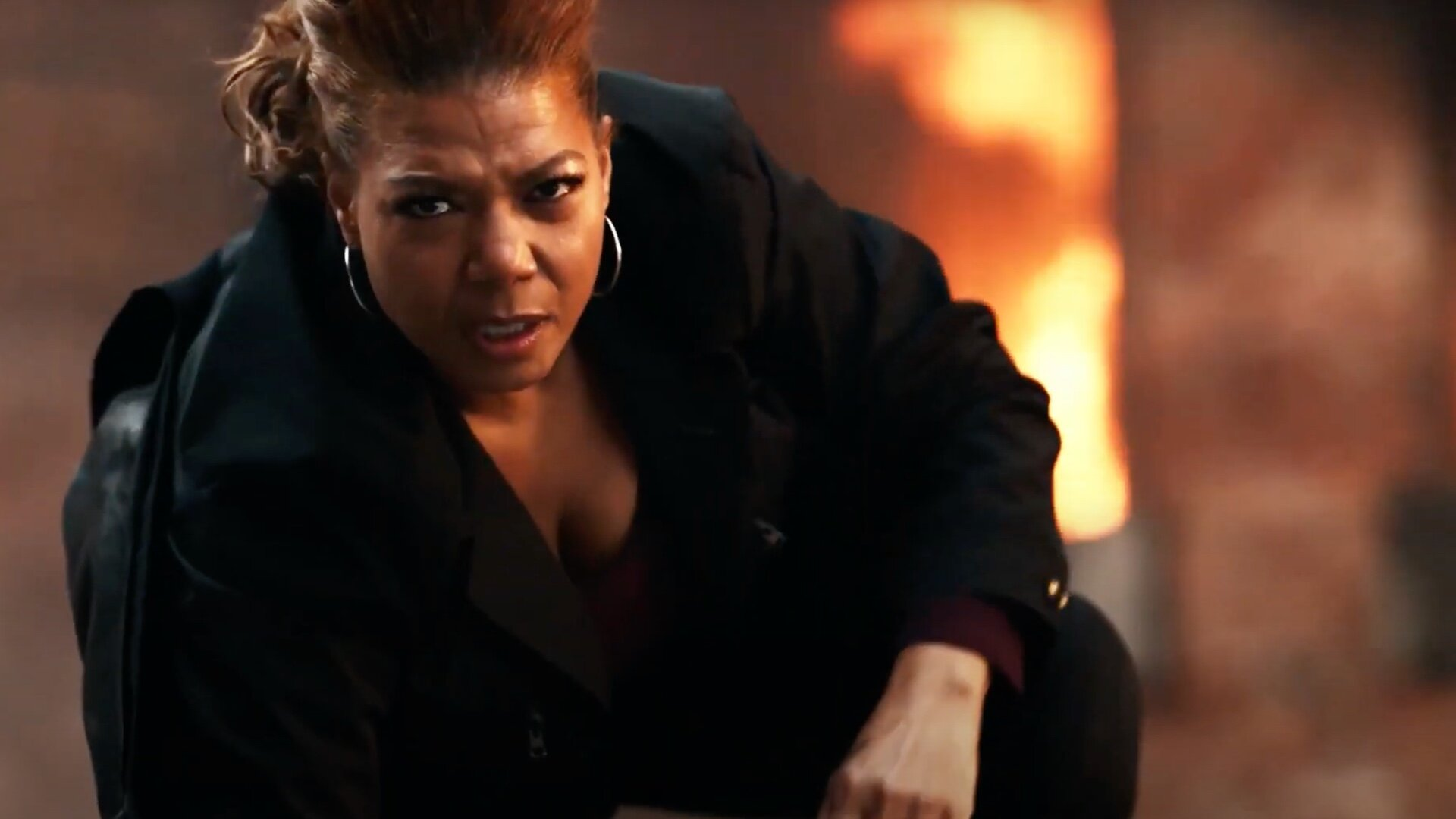 Queen Latifah Is Looking To Kick Some Ass In Teaser Trailer For The Equalizer Series Geektyrant