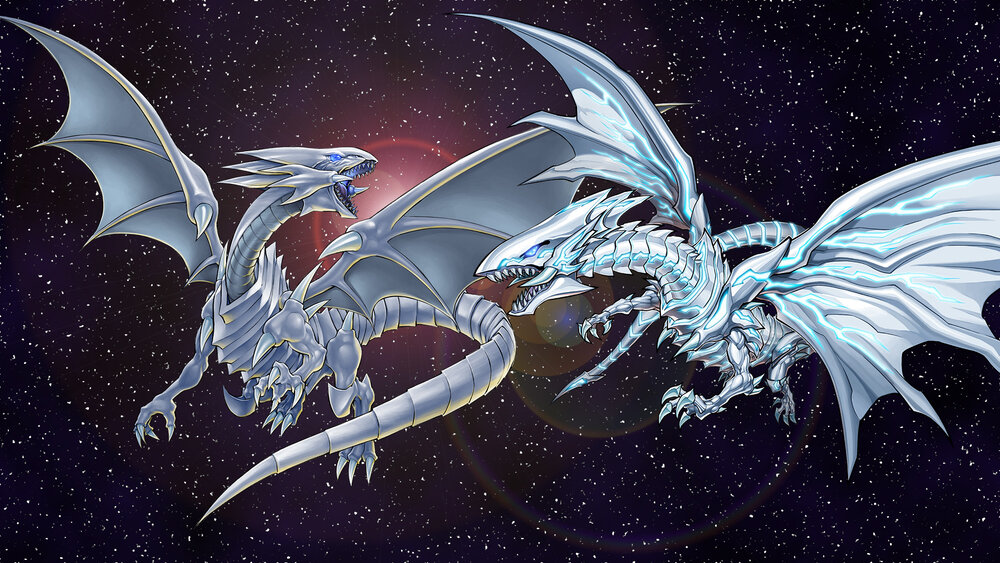 Celebrate Four Years of YU-GI-OH! DUEL LINKS with Blue-Eyes White Dragon