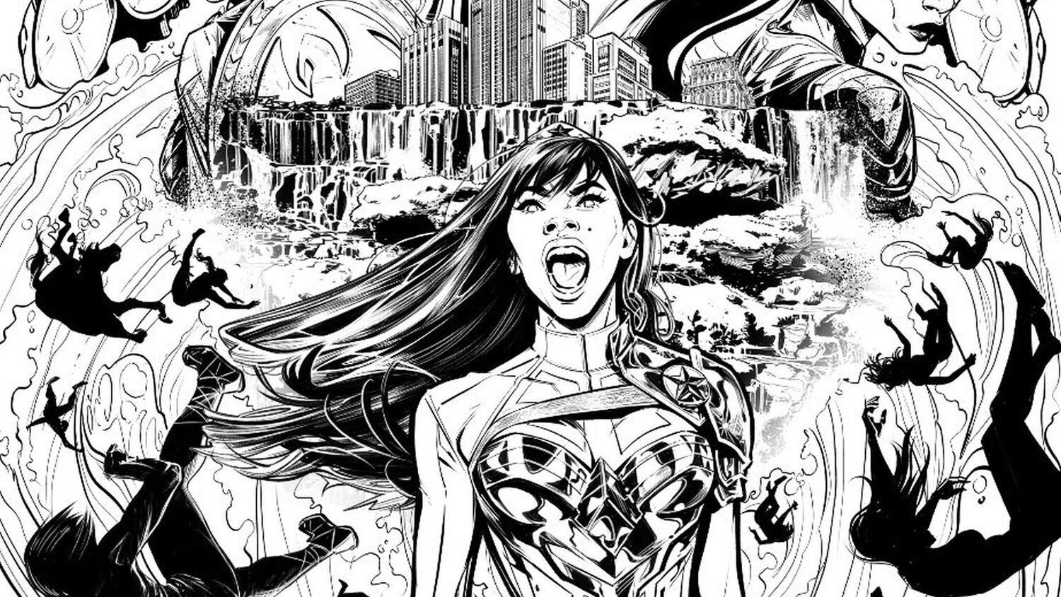 Yara Flor Comes to the DC Universe This May with WONDER GIRL #1 — GeekTyrant