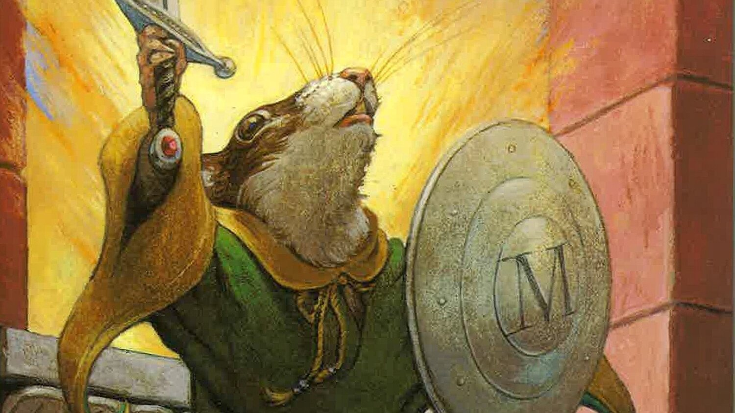 The Fantasy Novel Series REDWALL Is Being Adapted Into an Animated Film and Series by Netflix — GeekTyrant