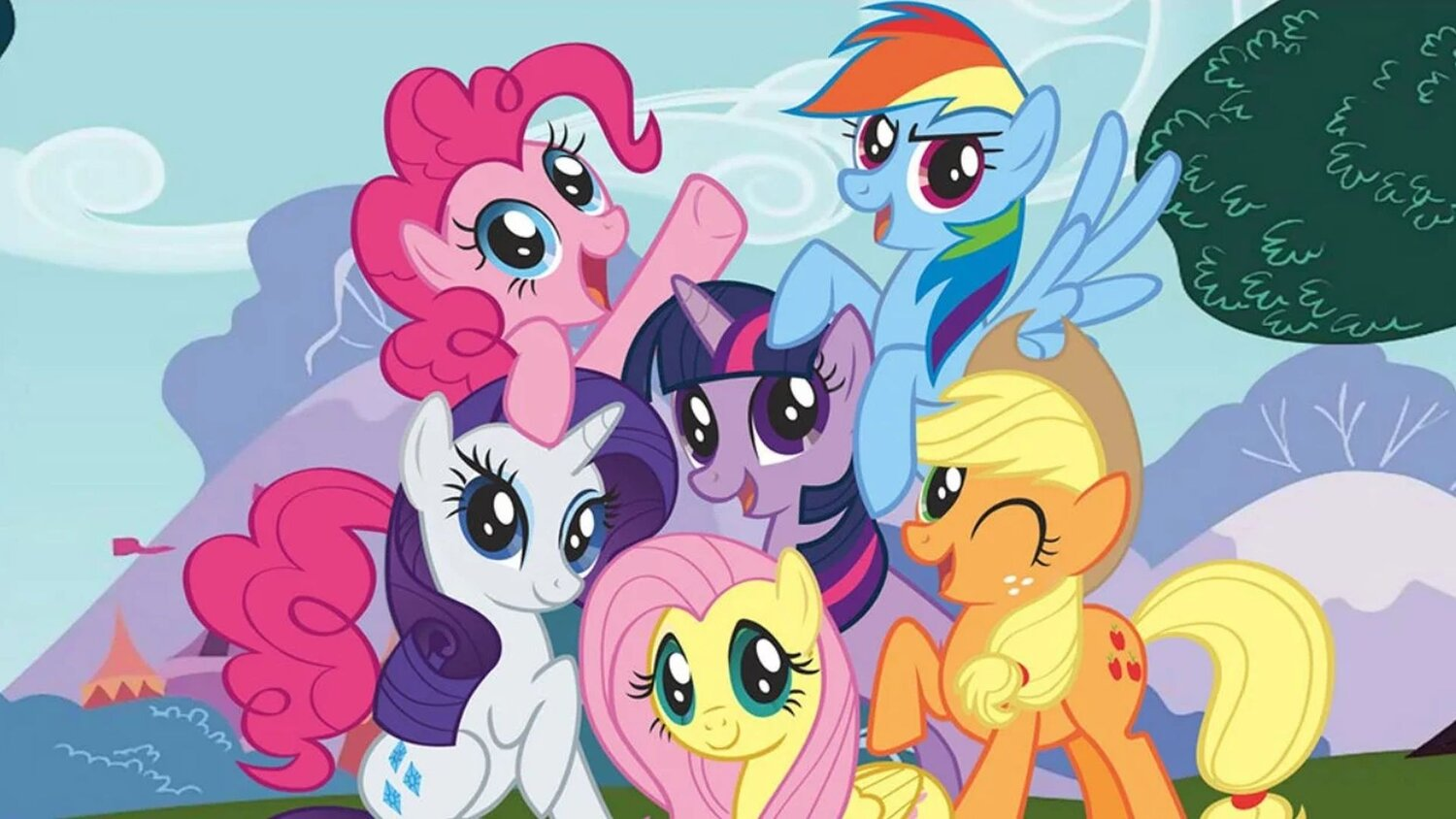 The MY LITTLE PONY Movie Moves to Netflix In Place of Theaters — GeekTyrant