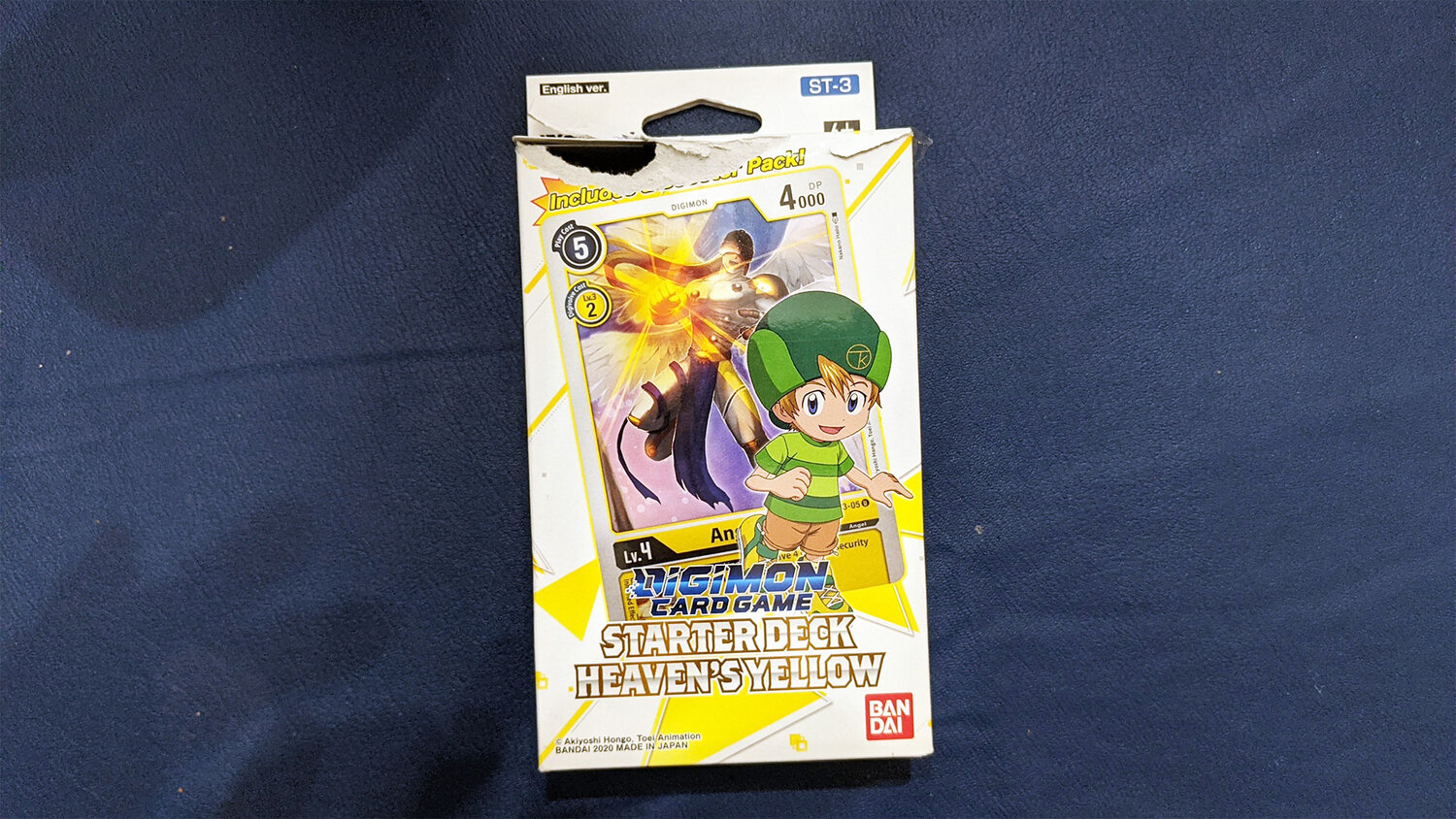 I Got Lucky and Found Some DIGIMON CARD GAME Cards — GeekTyrant