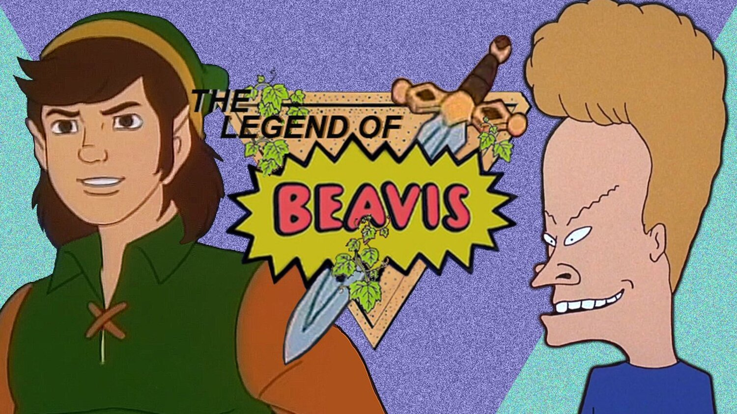 The LEGEND OF ZELDA Animated Series Hilariously Features Beavis From BEAVIS & BUTT-HEAD as The Voice of Link — GeekTyrant