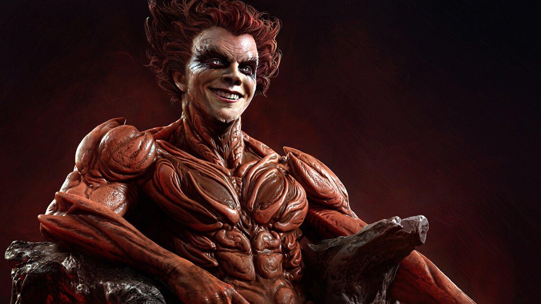 Peter Evans Imagined as Mephisto in WANDAVISION Fan-Art By GOD OF WAR Art Director Raf Grassetti — GeekTyrant