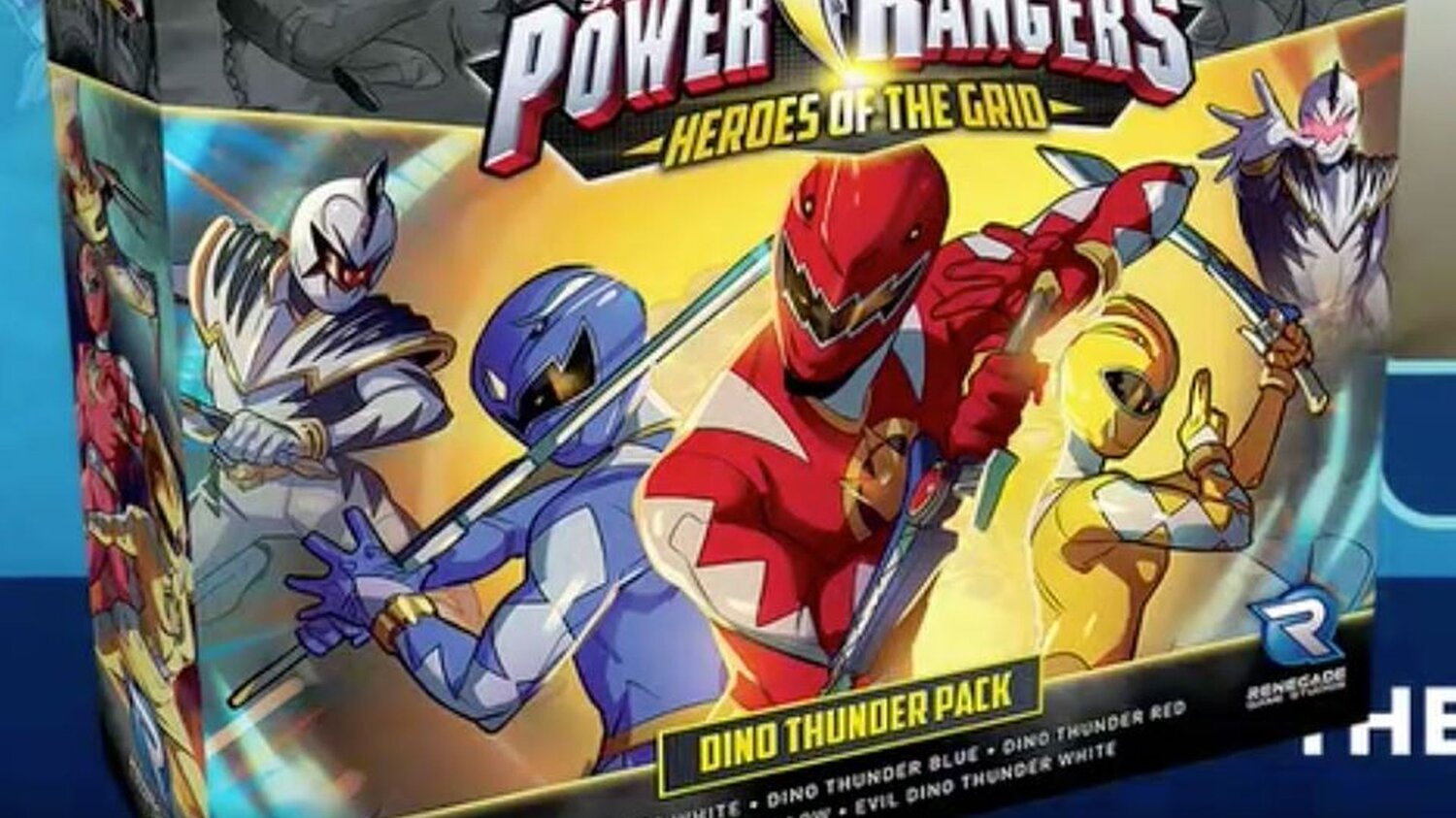 Highlights from the POWER RANGERS Panel at Renegade Con — GeekTyrant
