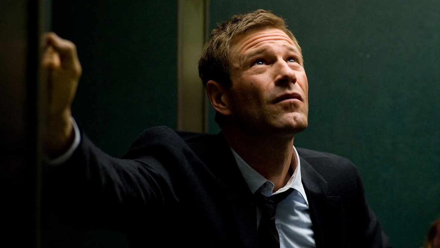 Aaron Eckhart Will Play Gerald Ford on Showtime's THE FIRST LADY Anthology Series — GeekTyrant