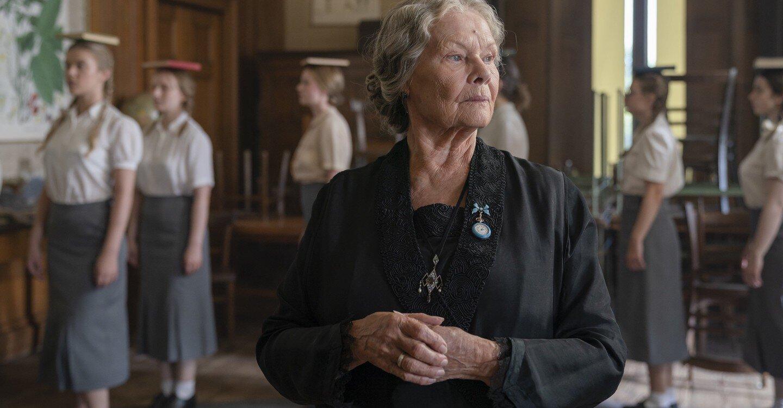 Judi Dench and Eddie Izzard Star in Trailer For British WWII Thriller SIX MINUTES TO MIDNIGHT — GeekTyrant