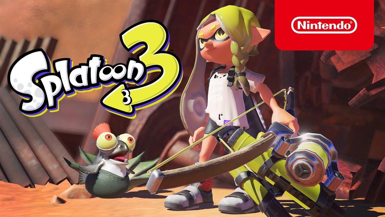 Nintendo Announces SPLATOON 3, SKYWARD SWORD HD, and More with New Nintendo Direct — GeekTyrant