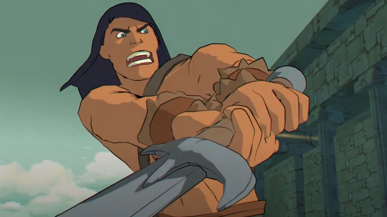 Conan The Barbarian Brutally Battles Orcs in This Badass Animated Short Film — GeekTyrant