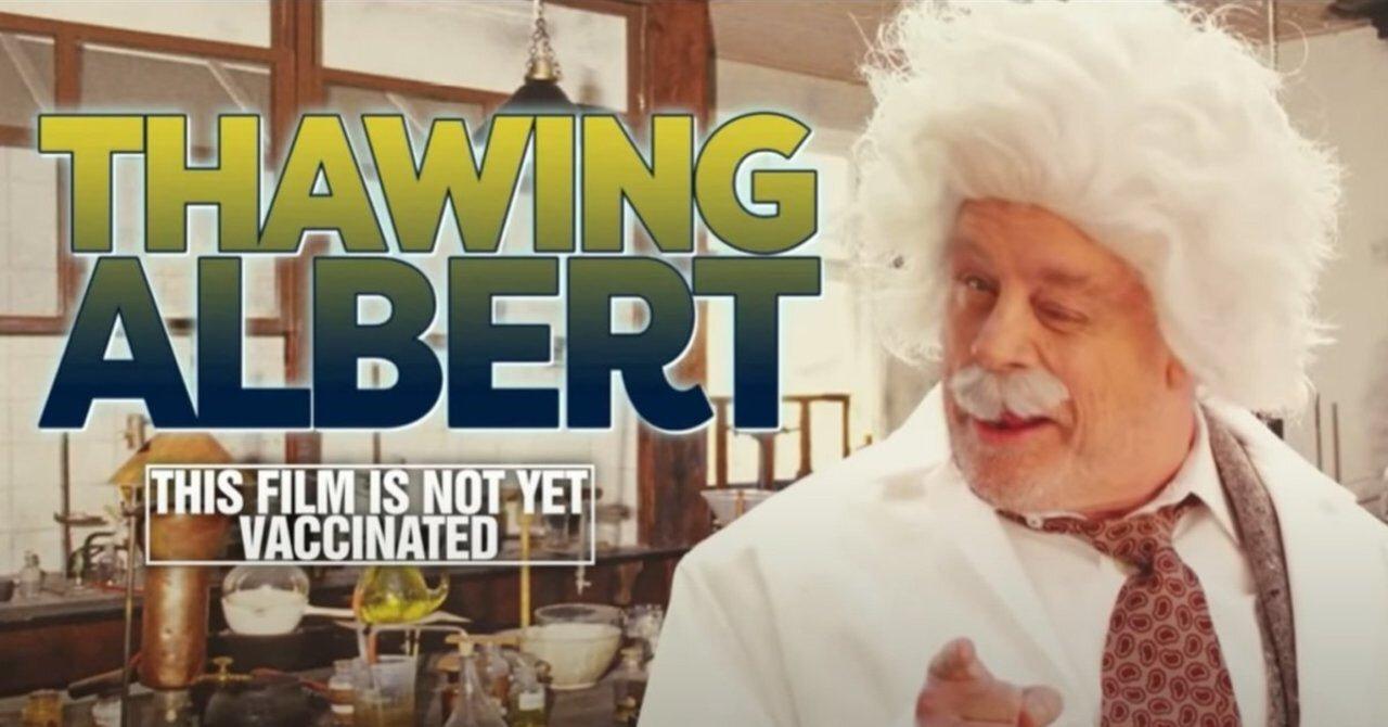 Jimmy Kimmel and Mark Hamill Prank Movie-Goers With Fake Movie Promo THAWING ALBERT — GeekTyrant