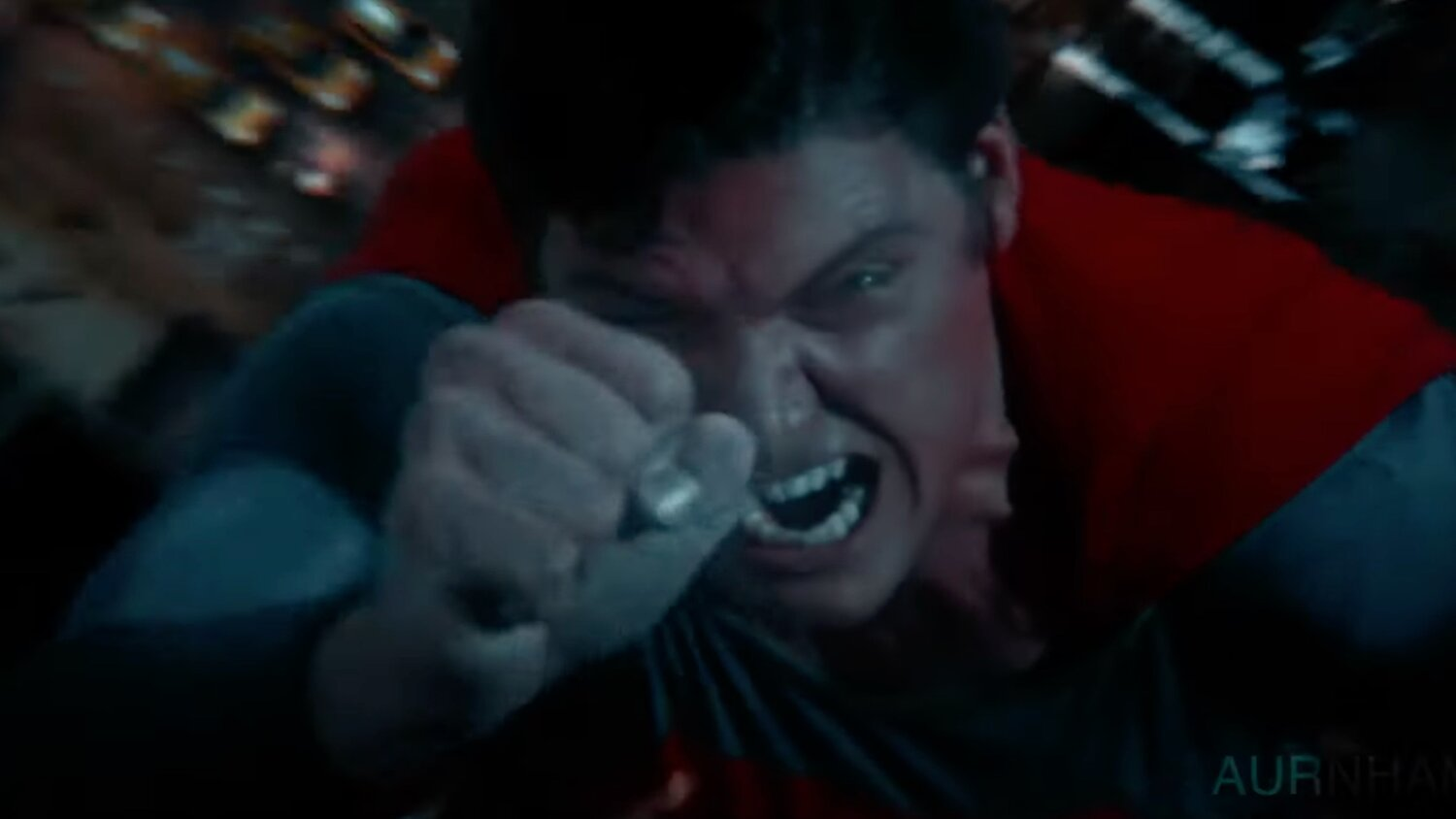 Christopher Reeve's Superman Fixes JUSTICE LEAGUE in Hilarious Fan-Made Video — GeekTyrant