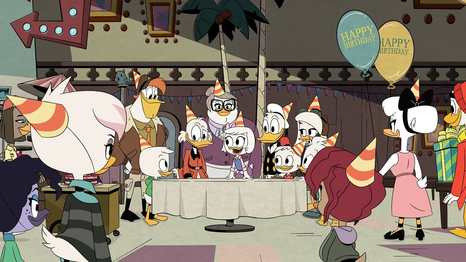 DUCKTALES Finale to Be 90 Minutes and the Cast Does a Dramatic Reading of the Theme Song — GeekTyrant
