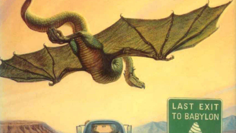 George R.R. Martin and Kalinda Vazquez Adapting Roger Zelazny's Sci-Fi Novel ROADMARKS at HBO — GeekTyrant