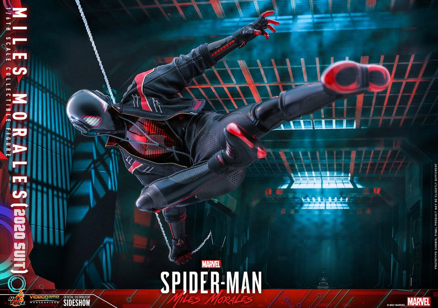 Hot Toys Reveals Awesome New Miles Morales Figure — GeekTyrant