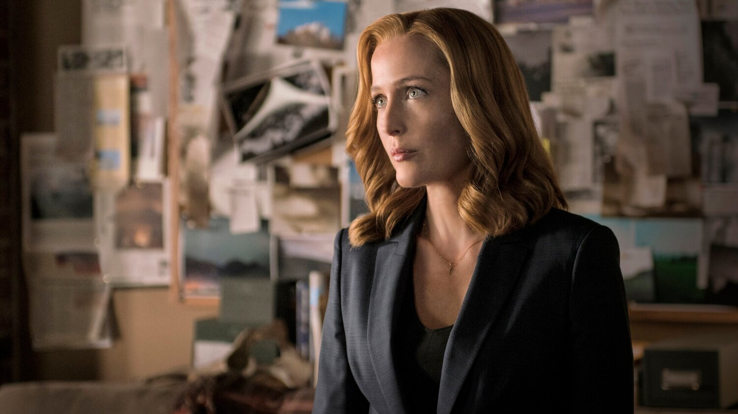Gillian Anderson to Play Eleanor Roosevelt in Showtime Anthology Series THE FIRST LADY — GeekTyrant