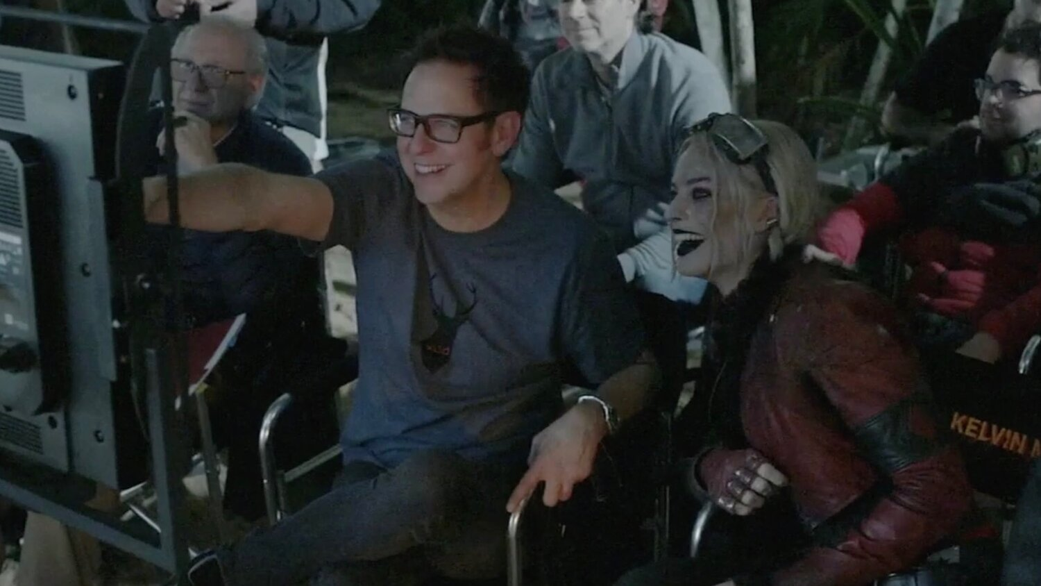 James Gunn and Margot Robbie May End Up Working on a Future Harley Quinn Film Project Together — GeekTyrant