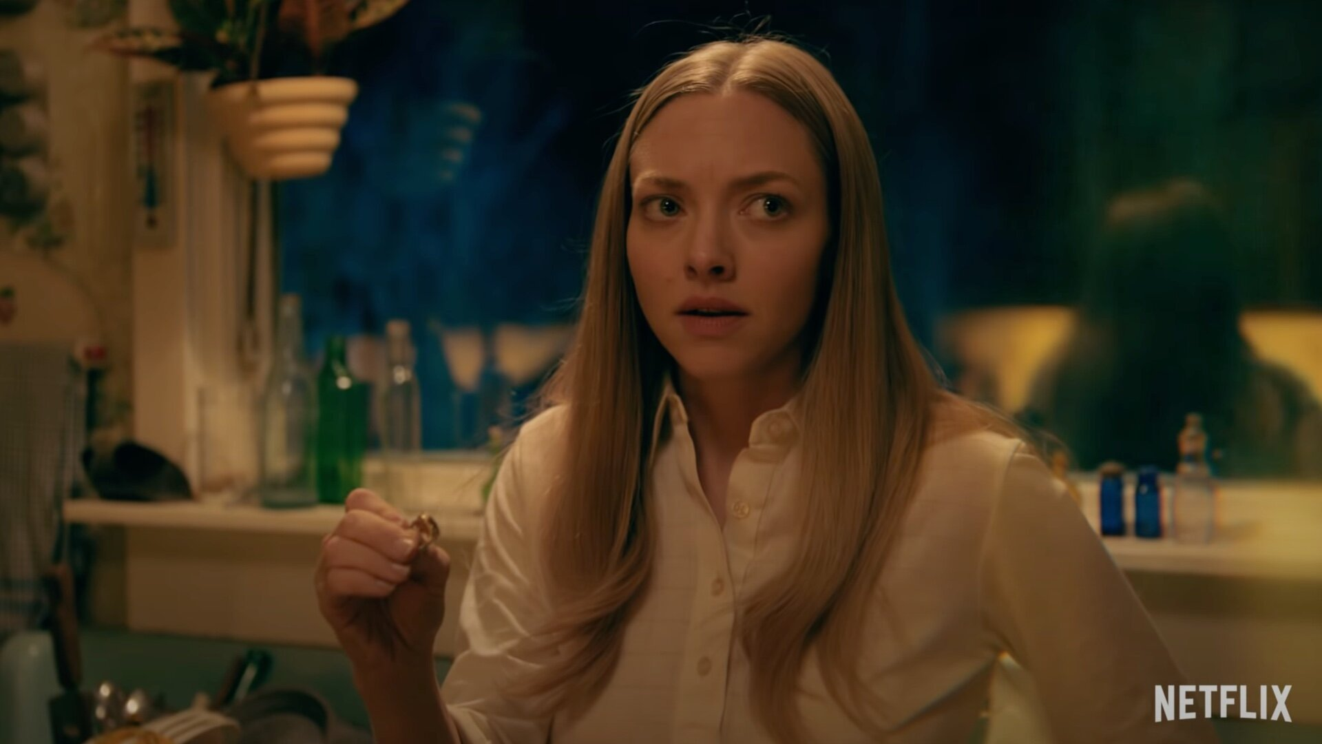 Seyfried's Catherine finds a ring